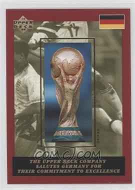 1994 Upper Deck World Cup English/Spanish #NoN - Germany