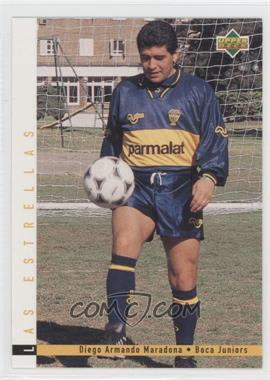 1995 Upper Deck Futbol Argentino #165 - [Missing]