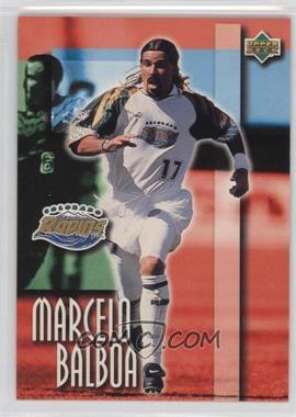 1997 Upper Deck MLS - [Base] #1 - Marcelo Balboa