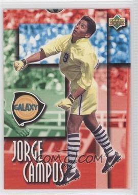 1997 Upper Deck MLS - [Base] #22 - Jorge Campos