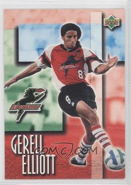 1997 Upper Deck MLS #12 - Gerell Elliott