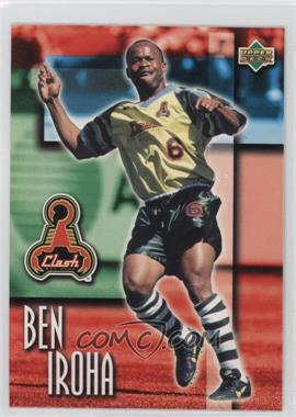 1997 Upper Deck MLS #37 - Ben Iroha