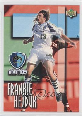 1997 Upper Deck MLS #43 - Frankie Hejduk