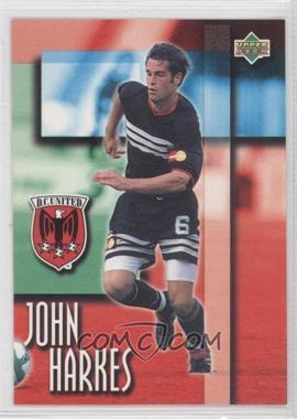 1997 Upper Deck MLS #49 - John Harkes