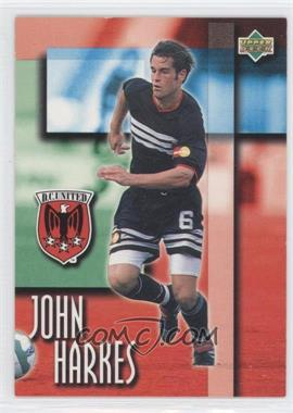 1997 Upper Deck MLS #49 - John Harkes