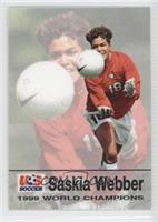 Saskia Webber