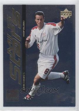 1999 Upper Deck MLS MLS Stars #M10 - John Harkes