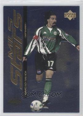 1999 Upper Deck MLS MLS Stars #M17 - Marcelo Balboa
