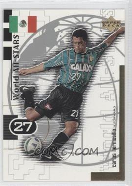1999 Upper Deck MLS World All-Stars #W4 - [Missing]