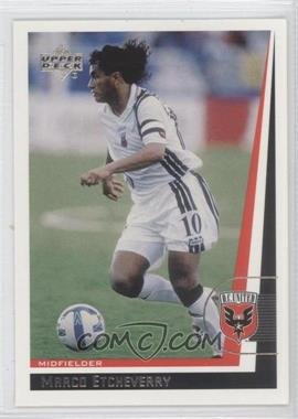 1999 Upper Deck MLS #45 - Marco Etcheverry