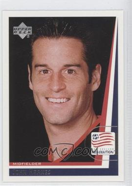 1999 Upper Deck MLS #66 - John Harkes