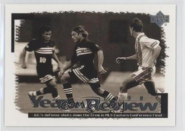 1999 Upper Deck MLS #99 - Year in Review