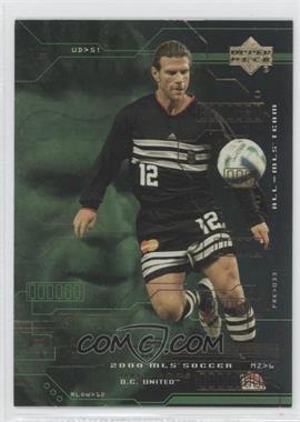 2000 Upper Deck MLS - All-MLS #M9 - Jeff Agoos