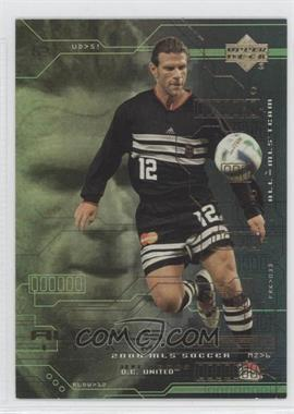 2000 Upper Deck MLS All-MLS #M9 - Jeff Agoos