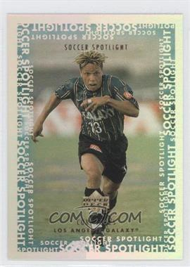 2000 Upper Deck MLS Soccer Spotlight #S11 - Cobi Jones
