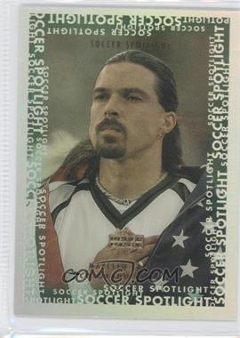 2000 Upper Deck MLS Soccer Spotlight #S13 - Marcelo Balboa