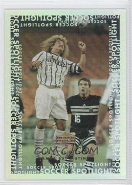 2000 Upper Deck MLS Soccer Spotlight #S14 - Carlos Valderrama