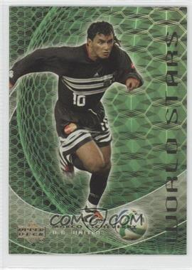 2000 Upper Deck MLS World Stars #WS 3 - Marco Etcheverry