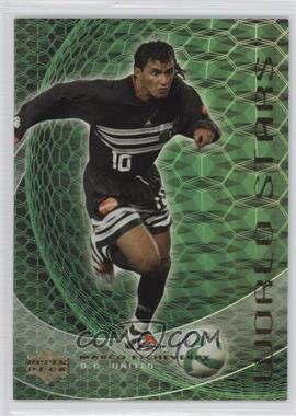 2000 Upper Deck MLS World Stars #WS 3 - Marco Etcheverry