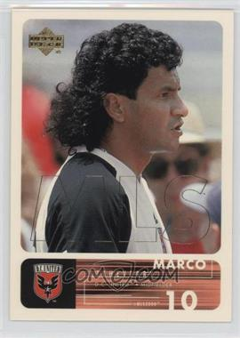 2000 Upper Deck MLS #1 - Marco Etcheverry