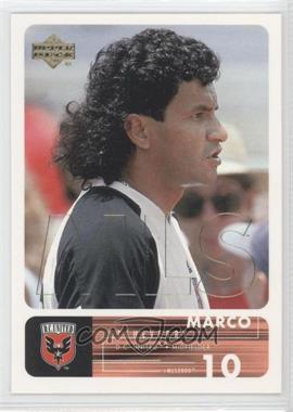 2000 Upper Deck MLS #1 - Marco Etcheverry