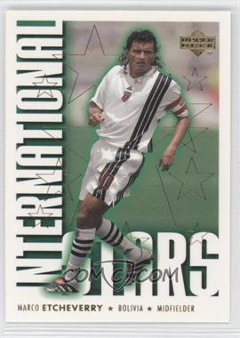 2000 Upper Deck MLS #101 - Marco Etcheverry
