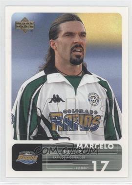 2000 Upper Deck MLS #38 - Marcelo Balboa