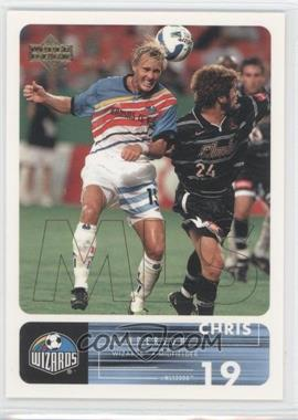 2000 Upper Deck MLS #73 - Chris Henderson