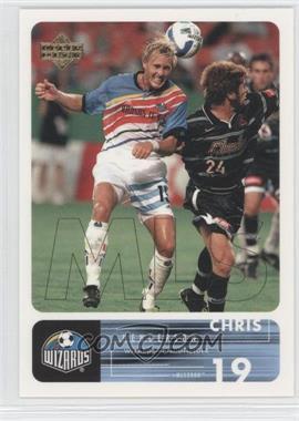 2000 Upper Deck MLS #73 - Chris Henderson