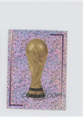 2002 Panini FIFA World Cup Korea Japan Album Stickers #1 - World Cup Trophy