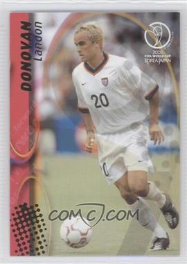 2002 Panini World Cup - [Base] #118 - Landon Donovan