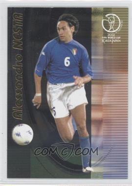2002 Panini World Cup USA Exclusives #U11 - Alessandro Nesta