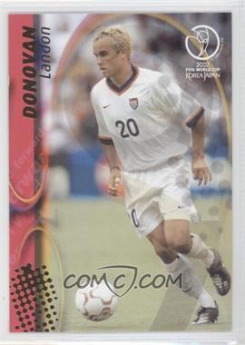 2002 Panini World Cup #118 - Landon Donovan