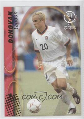 2002 Panini World Cup #118 - Landon Donovan