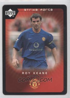 2003 Upper Deck Manchester United Strike Force #16 - [Missing]