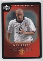 Wes Brown