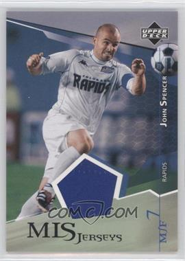 2004 Upper Deck MLS Jerseys #JS-J - John Spencer