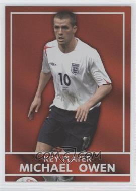 2005 Topps England - Key Players #S10 - Michael Owen