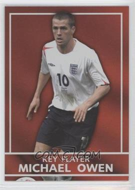 2005 Topps England Key Players #S10 - [Missing]