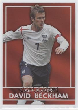2005 Topps England Key Players #S5 - David Beckham