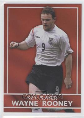 2005 Topps England Key Players #S9 - Wayne Rooney