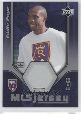 2005 Upper Deck MLS Jerseys #EP-J - [Missing]