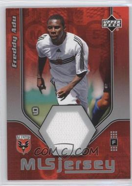 2005 Upper Deck MLS Jerseys #FA-J - Freddy Adu