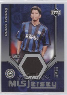 2005 Upper Deck MLS Jerseys #MC-J - Mark Chung