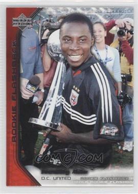 2005 Upper Deck MLS Rookie Flashback #RF15 - Freddy Adu