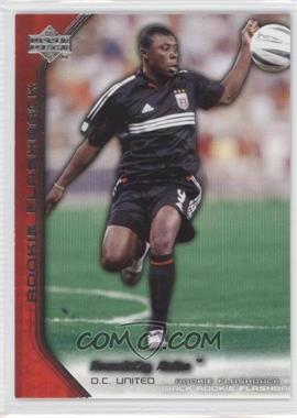 2005 Upper Deck MLS Rookie Flashback #RF5 - Freddy Adu