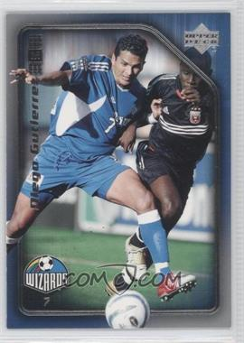 2005 Upper Deck MLS #42 - Diego Gutierrez