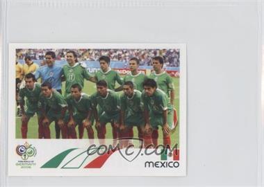 2006 Panini World Cup Album Stickers - [Base] #244 - Mexico