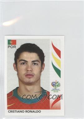 2006 Panini World Cup Album Stickers - [Base] #298 - Cristiano Ronaldo