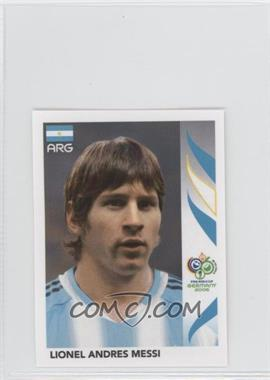 2006 Panini World Cup Album Stickers #185 - [Missing]